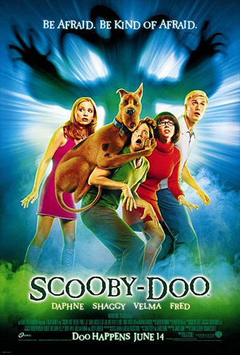 Fantastic Adventure #3: Scooby-Doo (2002) (1/2)