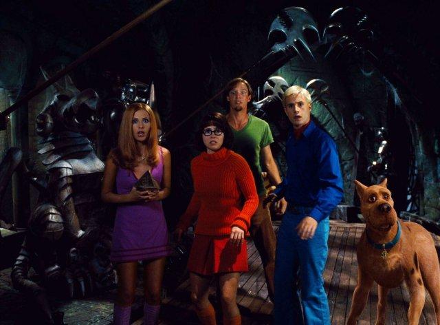 Fantastic Adventure #3: Scooby-Doo (2002) (2/2)