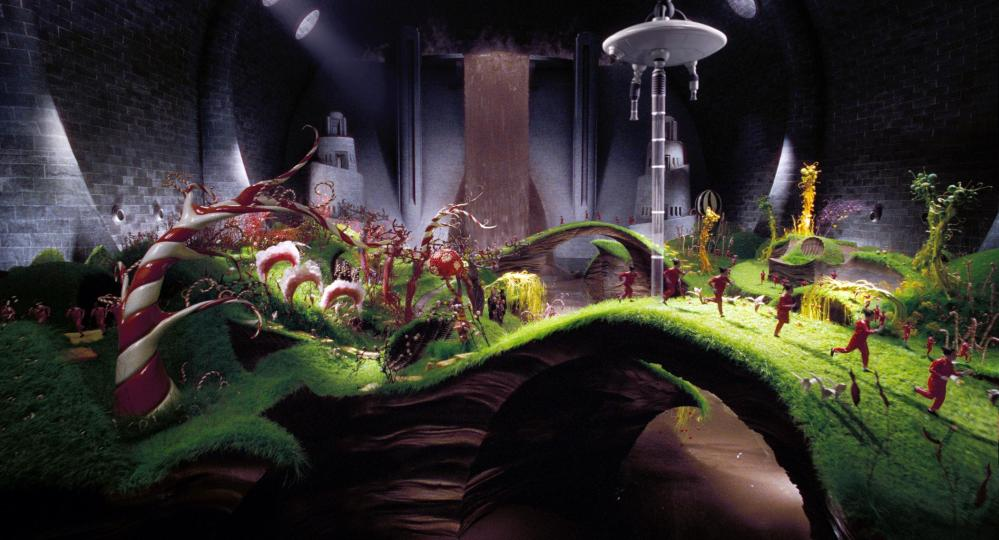 Fantastic Adventure #7: Charlie and the Chocolate Factory (2/3)