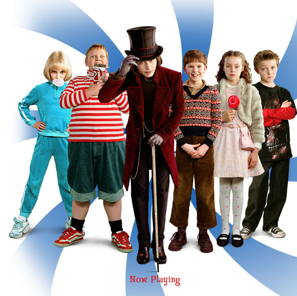 Fantastic Adventure #7: Charlie and the Chocolate Factory (3/3)