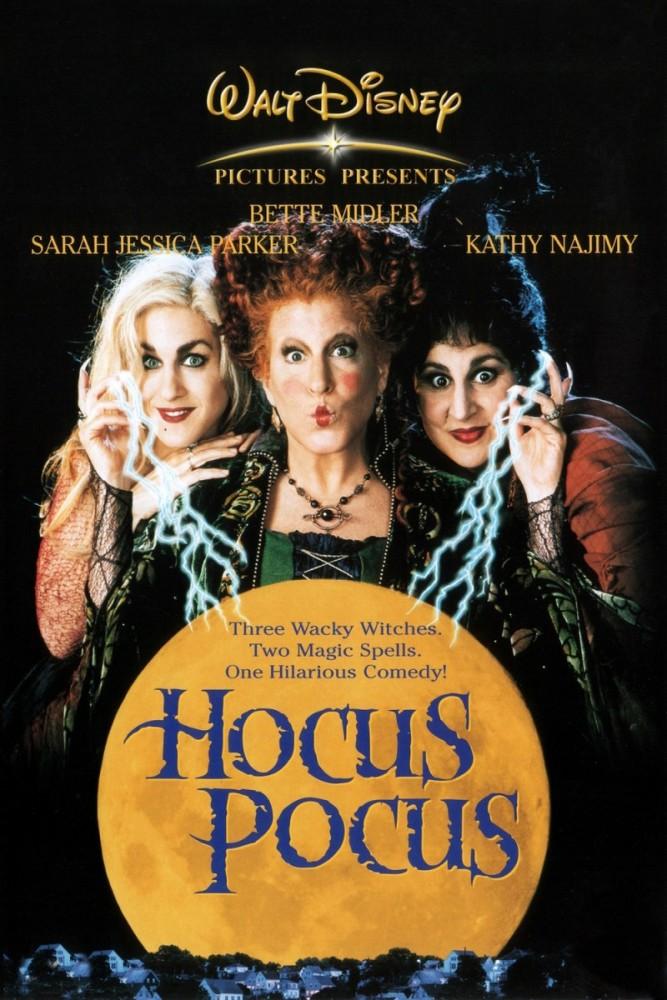 Fantastic Adventures Halloween Edition: Hocus Pocus (1/3)
