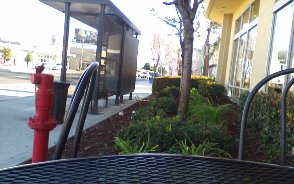 Inspiration Place: Jamba Juice patio (1/2)
