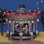 A nice twist on a cheery carousel