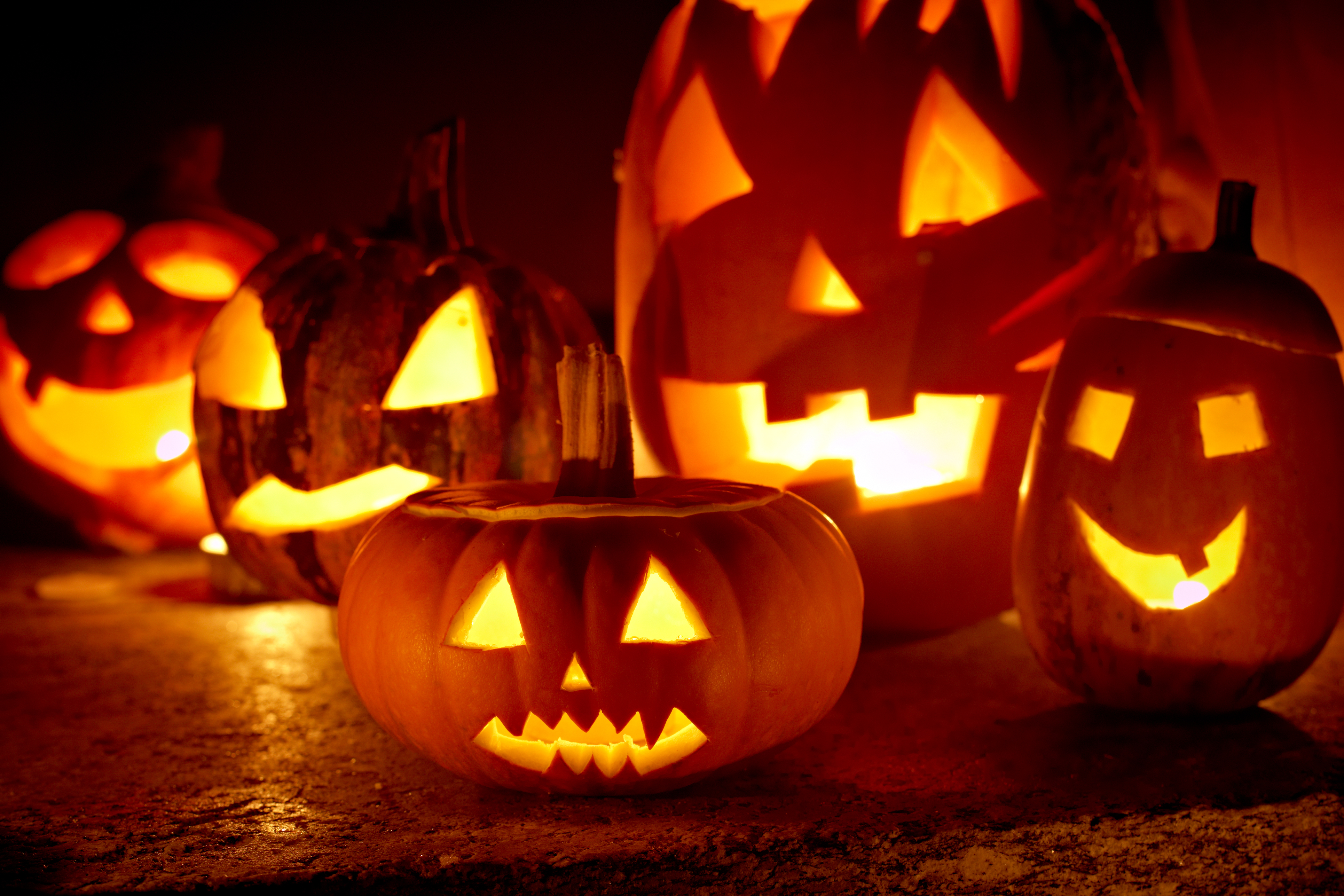 History Of Halloween a brief history of halloween in the united states Shutterstock_109713119