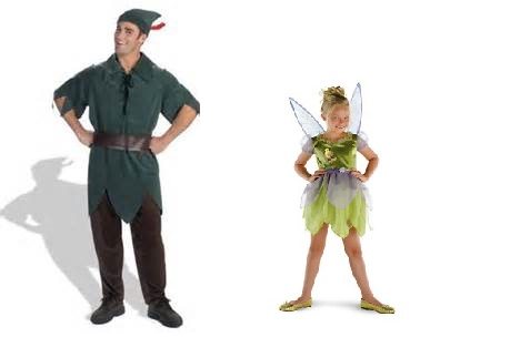 Father / Daughter Halloween Costume Ideas (3/5)