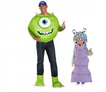 Father / Daughter Halloween Costume Ideas (5/5)