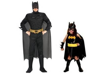 Father / Daughter Halloween Costume Ideas (2/5)